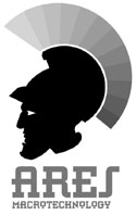 SR Logo Ares Macrotechnology