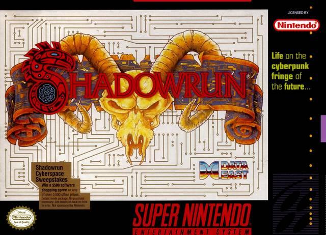 Shadowrun (SNES) | Shadowrun Wiki | FANDOM powered by Wikia