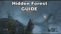 Sekiro Location Guide - How to Get Through the Hidden Forest