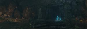 Wedding Cave Door 01