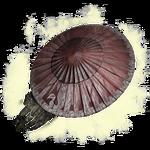 Loaded Umbrella - Magnet