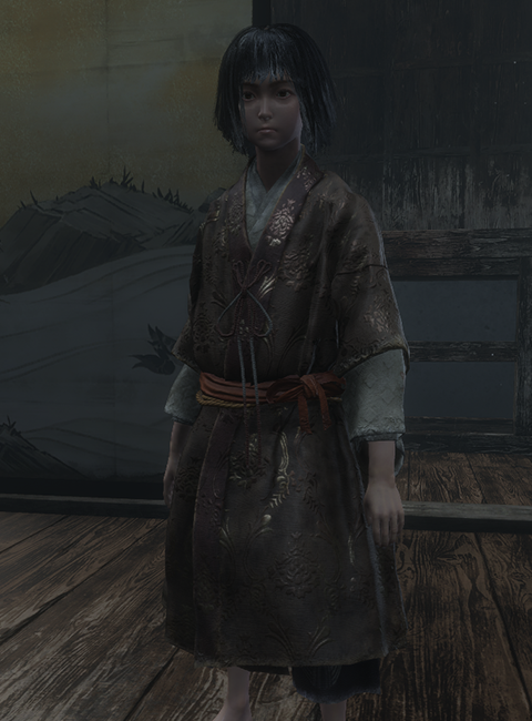 The Divine Heir | Sekiro: Shadows Die Twice Wiki | FANDOM