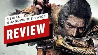Sekiro Shadows Die Twice Review