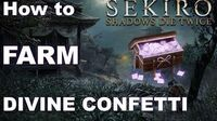 Sekiro Item Guide - How to Farm Divine Confetti