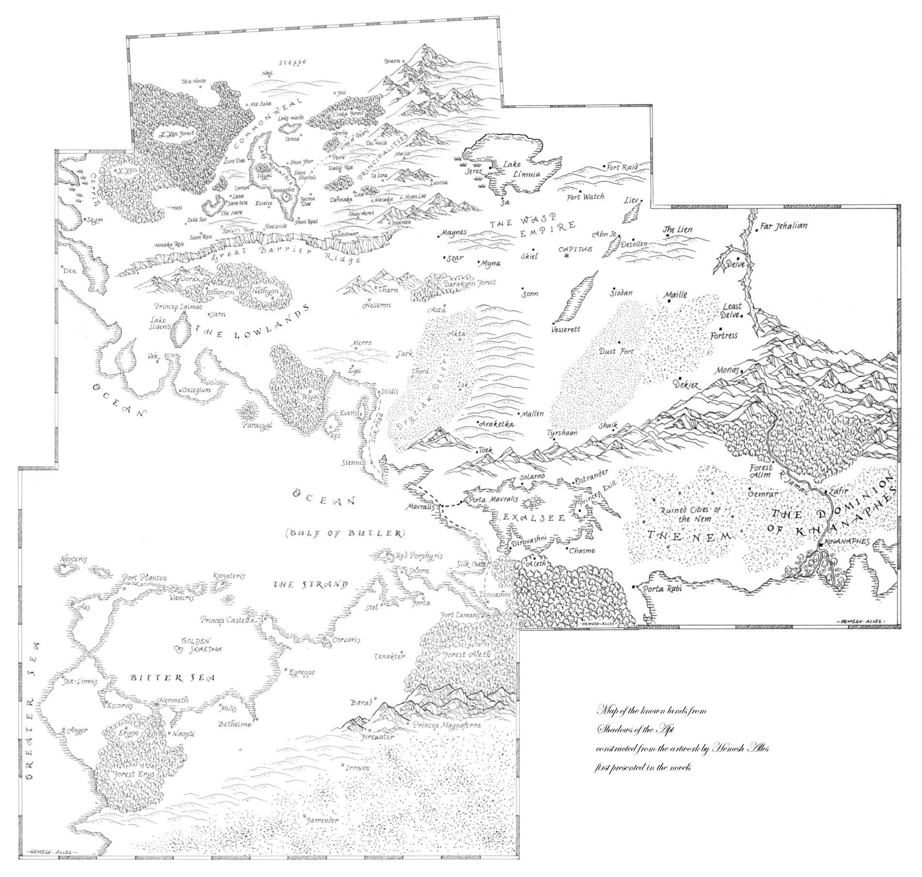Image world mapg shadows of the apt wiki fandom powered by world mapg sciox Gallery