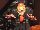 Voodoo Hoodie Hogan