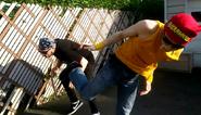 Human Hogan Kick