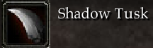 Shadow Tusk