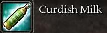 Curdish Milk