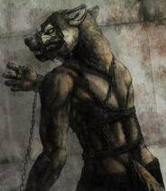 Scarywolf