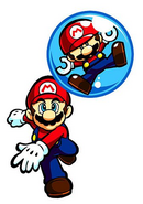 Is this a toy Mario