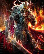 Devil of Vengeance EV