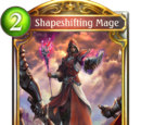 Shapeshifting Mage