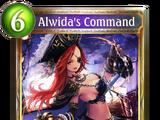 Alwida's Command