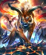 Holyflame Tiger