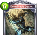 Dolorblade Demon