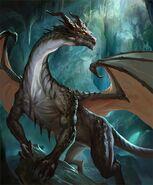 Imprisoned Dragon