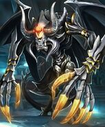 Metal Gargoyle EV