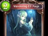 Wandering Elf Mage
