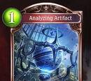 Analyzing Artifact