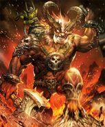 Goblinmount Demon EV