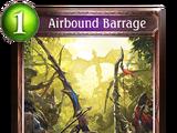 Airbound Barrage