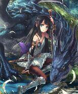 Aiela, Dragon Knight EV