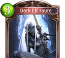 Dark Elf Faure