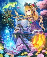 Elven Princess Mage EV