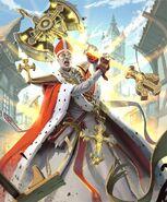 Priest of the Cudgel EV