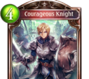 Courageous Knight