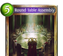 Round Table Assembly