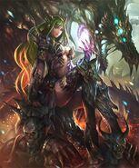 Deathmist Dragon EV