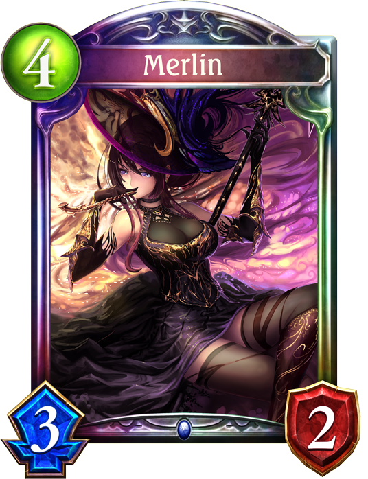 Merlin Shadowverse Wiki Fandom Powered By Wikia