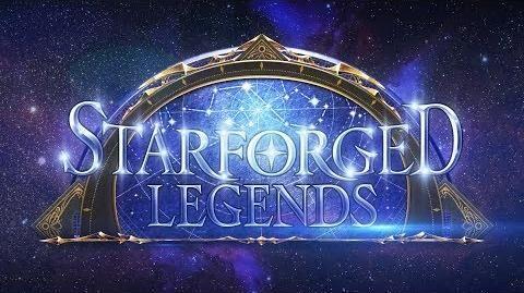 Starforged Legends Trailer