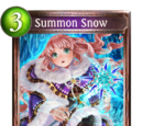 Summon Snow