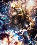 Lightning Behemoth EV