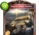Angelic Sword Maiden