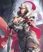 Shrine Knight Maiden