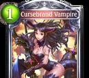 Cursebrand Vampire