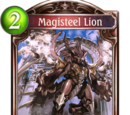 Magisteel Lion