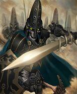 Skeleton Knight EV
