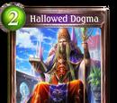 Hallowed Dogma