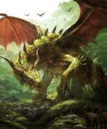 Ancient Forest Dragon