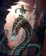 Skeleton Viper