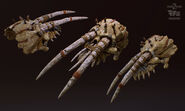 Levus-3d-claws-skull-lp-01