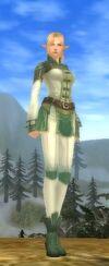 Elf Female Cotton Armor