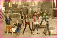 Characters of Shake It Up