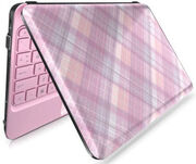 Hp-mini-pink-plaid-netbook