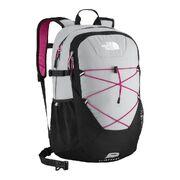 North-face-slingshot-backpack-womens-high-rise-grey-tnf-black-2014
